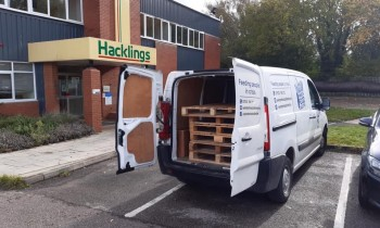 Thank you Hacklings Haulage! featured image